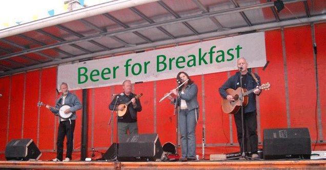 Beer For Breakfast : photo : bfb