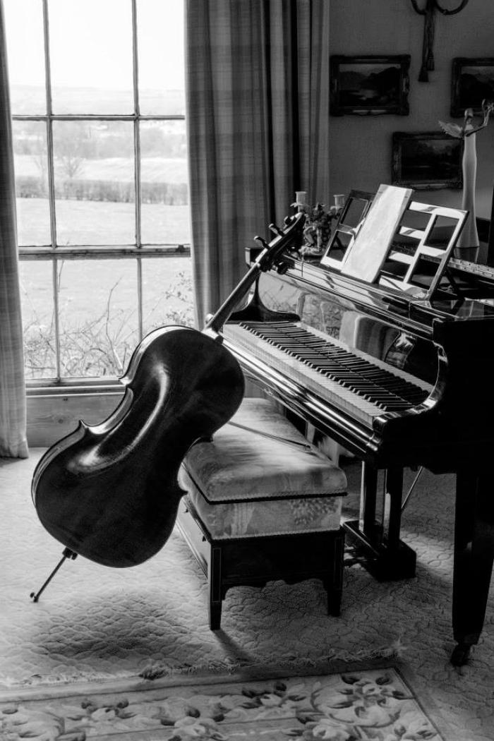3. cello and piano
