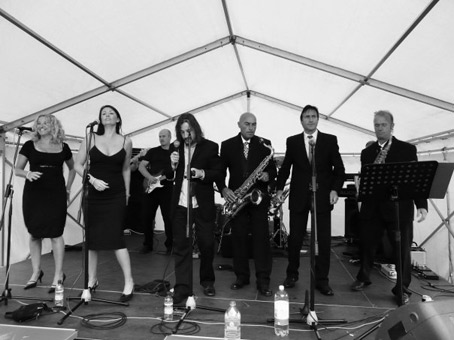 Big Mac's Wholly Soul Band : photo : None