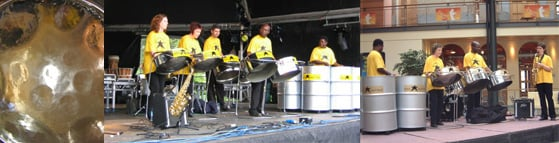 Black Star Steel Band