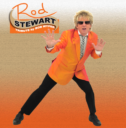 Rod Stewart Tribute by Bob Wyper : photo : None