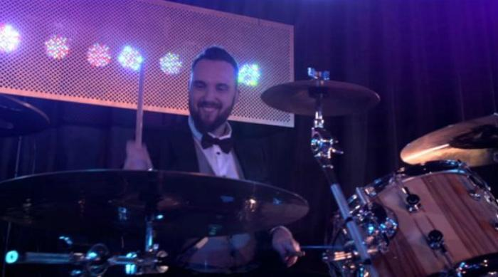 3. Live Drums