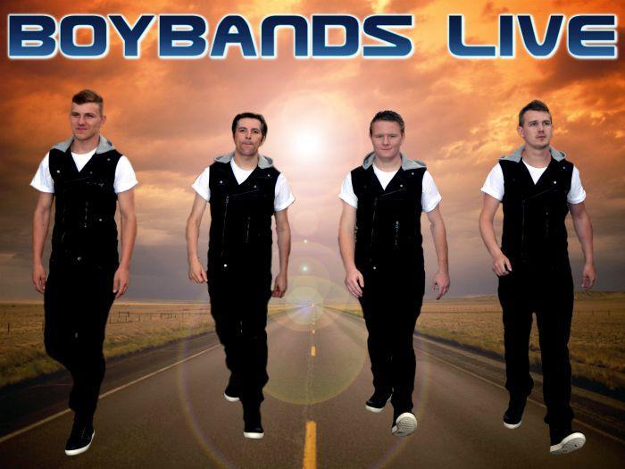 1. Boybands LIVE - 2015