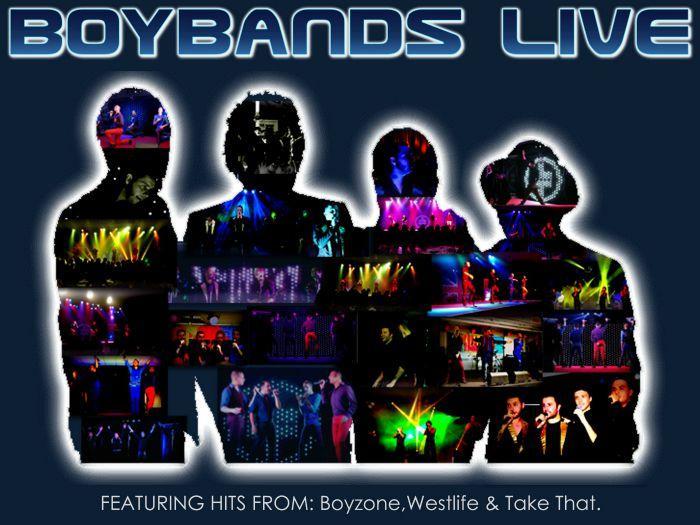 2. Boybands LIVE - 2015