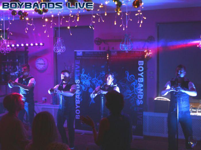 3. Boybands LIVE - 2015