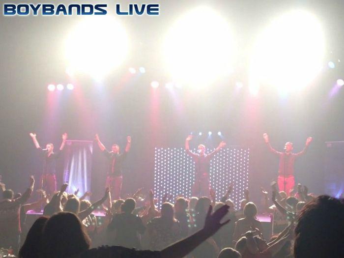 6. Boybands LIVE - 2015