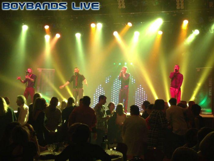 7. Boybands LIVE - 2015