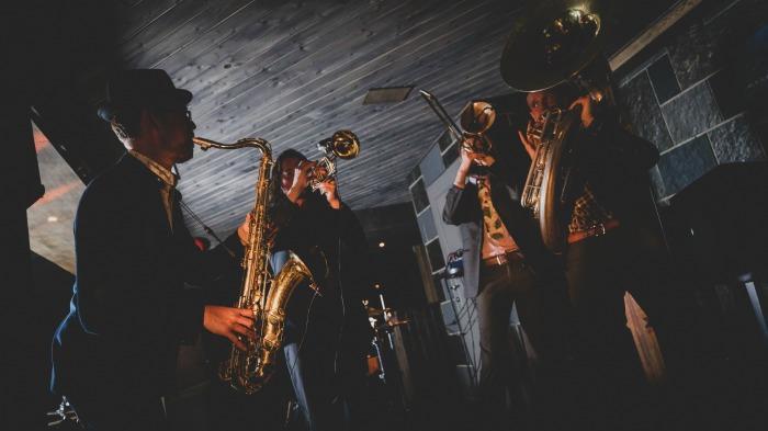 3. Brass Gumbo Live