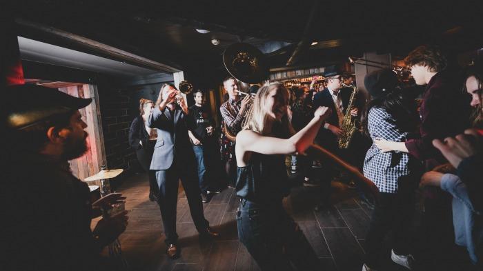 4. Brass Gumbo Live