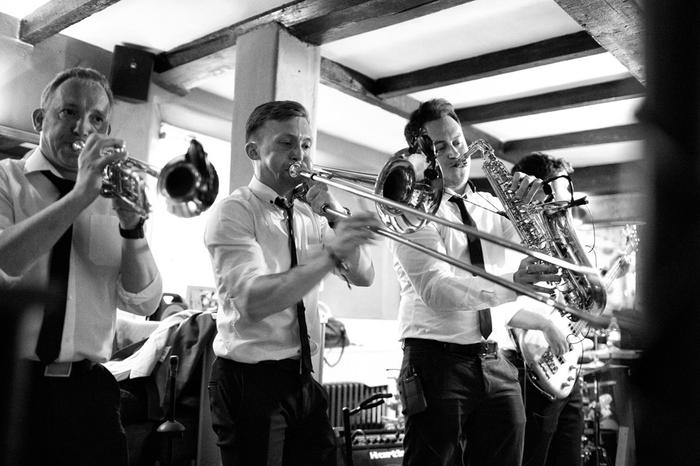 1. Brass Section