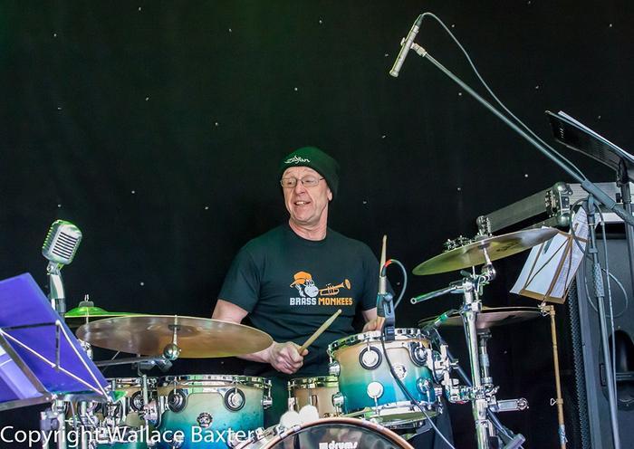 4. Drummer