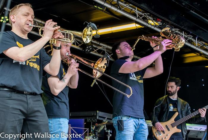 5. Brass Section