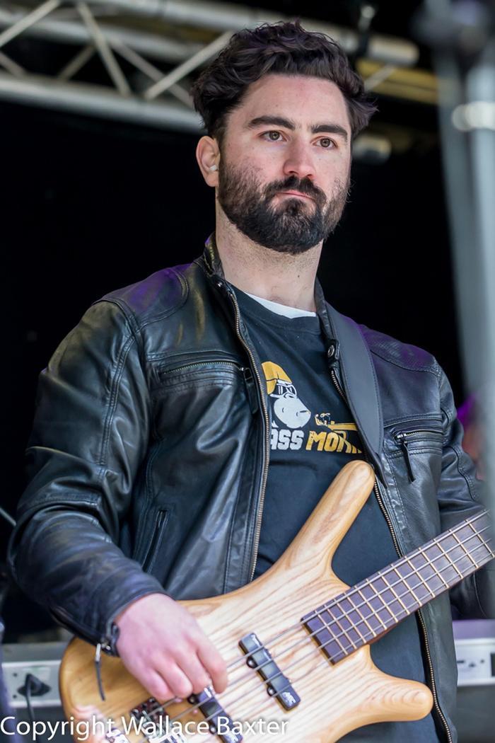 6. Bass Player