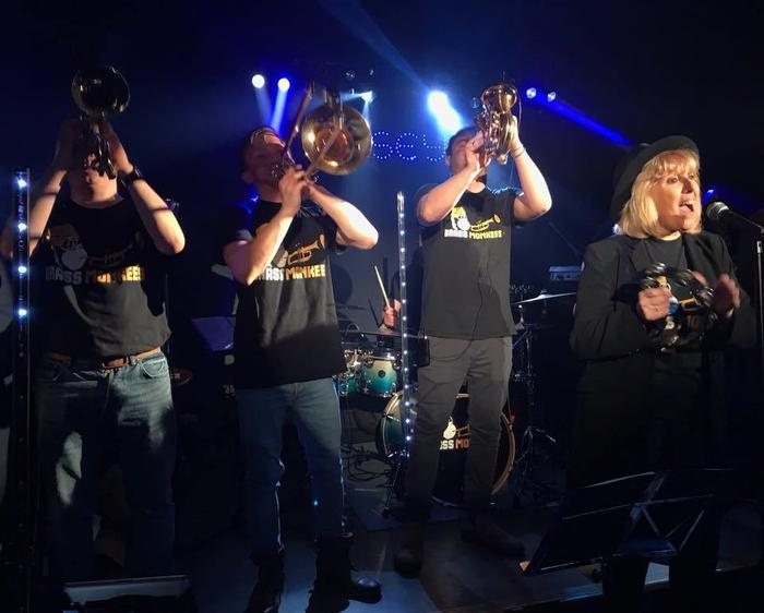 18. Brass Section