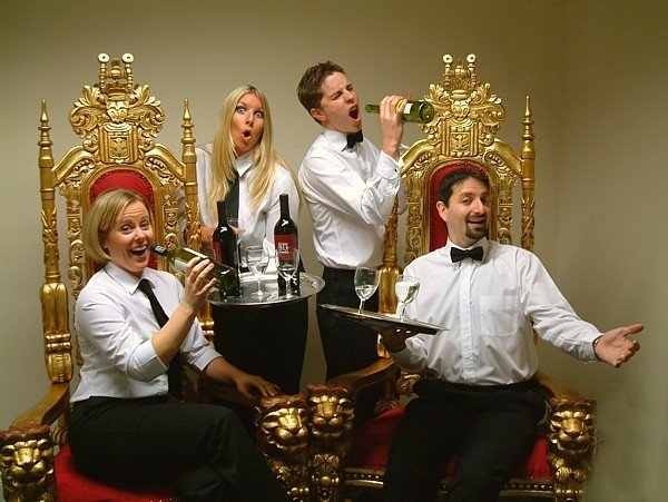 Bravo Singing Waiters : main Freak Music profile photo