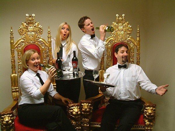 Bravo Singing Waiters : main Freak Music profile photo