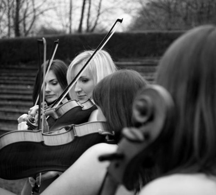 The Cairn String Quartet : photo : None