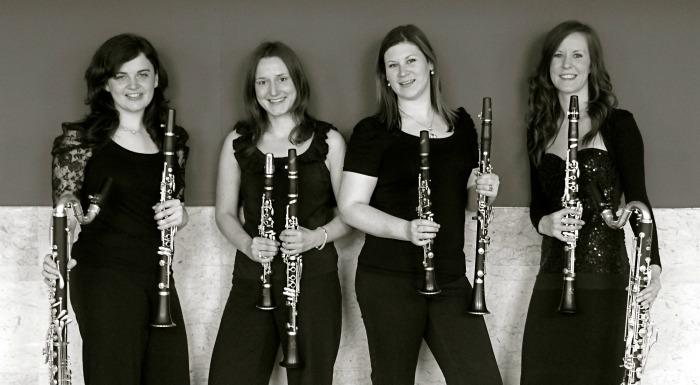 Cameo Clarinet Quartet : main Freak Music profile photo