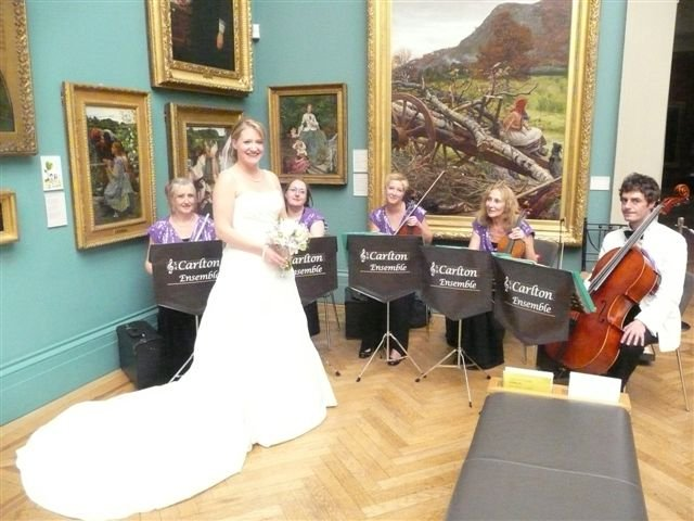 Carlton Ensemble : photo : Wedding