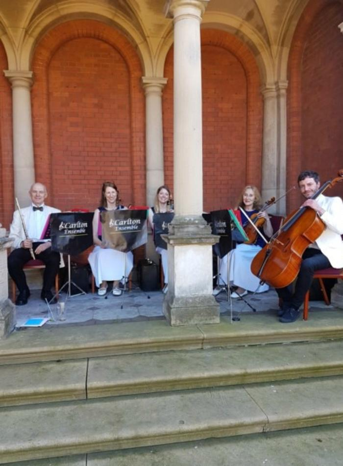 8. Carlton Ensemble
