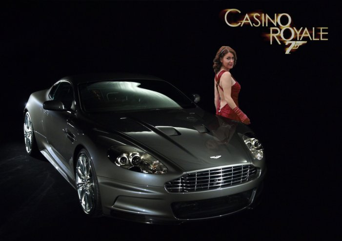 1. James Bond Theme Show