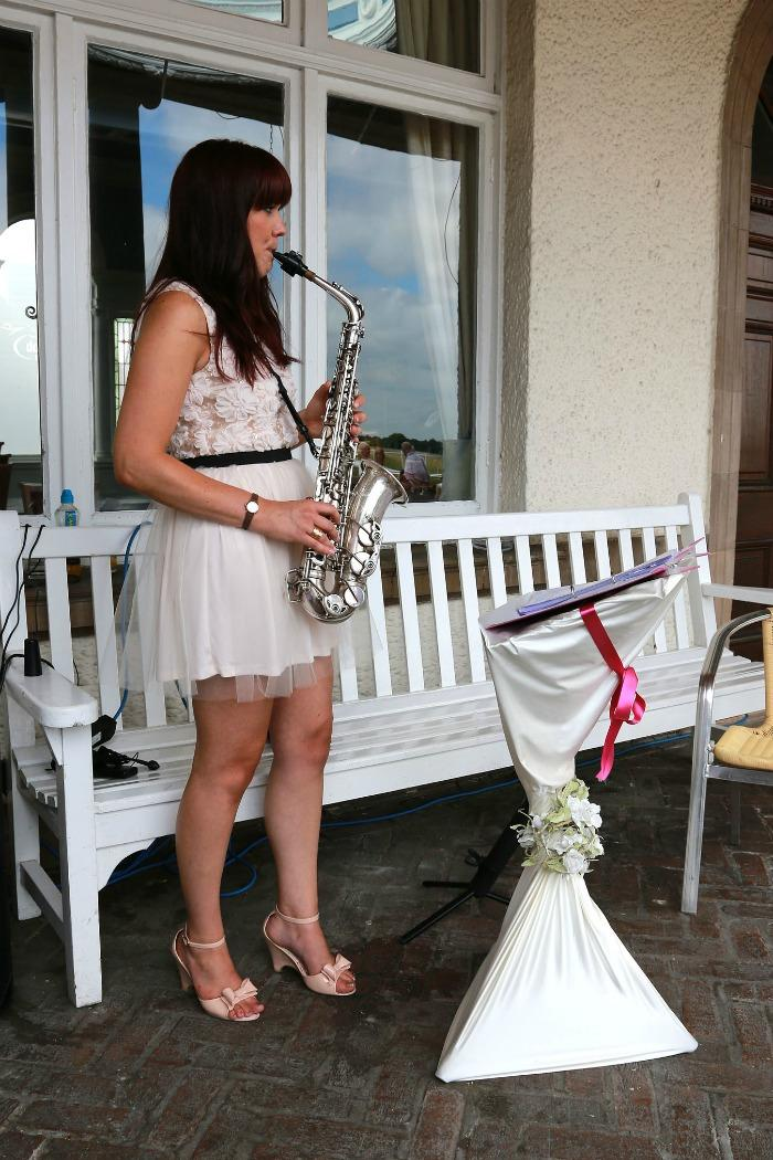 5. CatSax Wedding