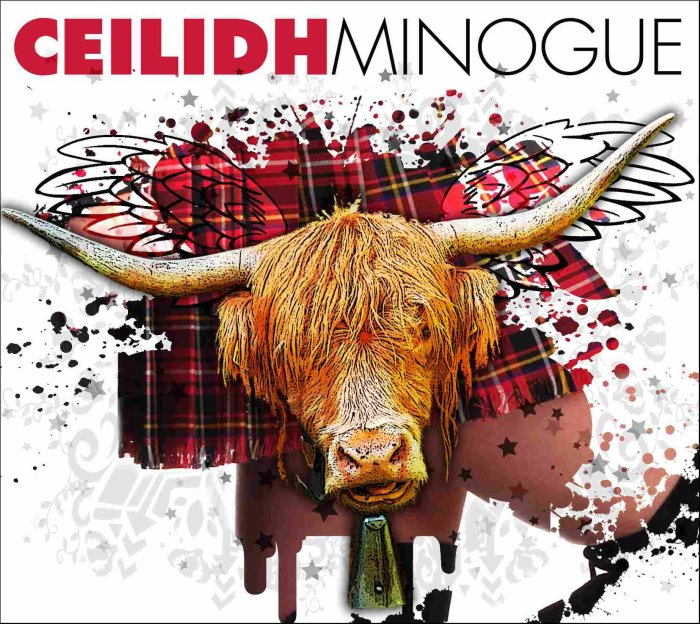 Ceilidh Minogue : photo : First Album