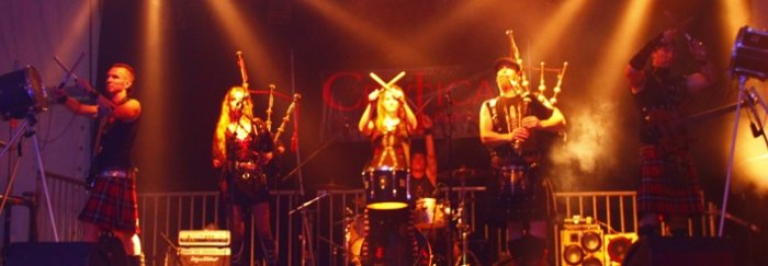 1. Celtica -Pipes Rock in concert