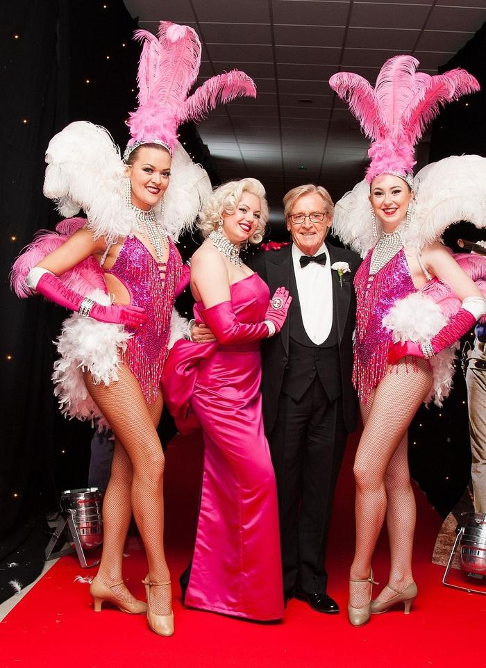 6. With Bill Roache