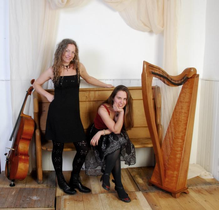 1. Harp and Cello duo