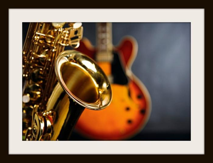 2. Sax and Guitar