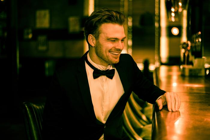Chris James : main Freak Music profile photo