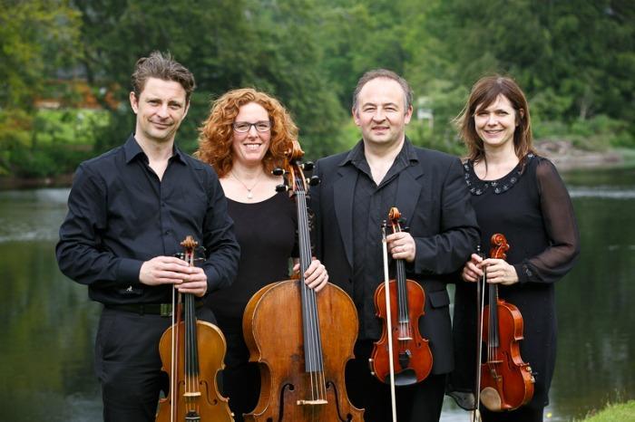 Christie Quartet : main Freak Music profile photo