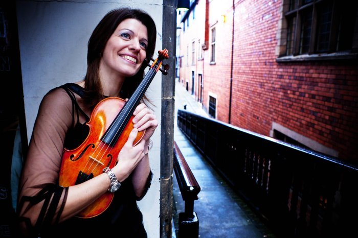 Claire Stranger-Ford - Solo Violinist : photo : CSF 6