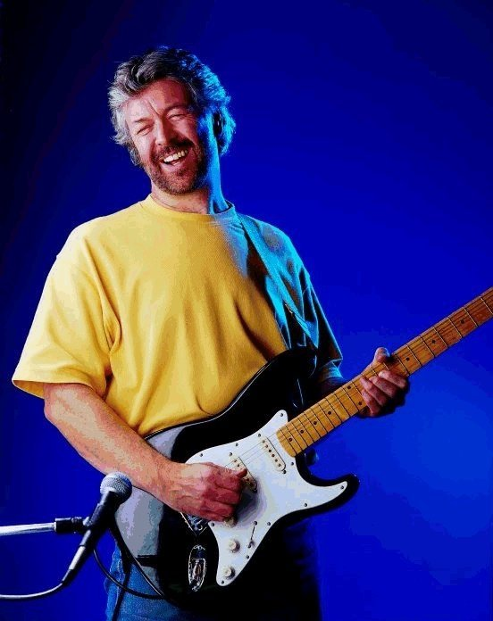 Classic Clapton : photo : Mike Hall of CLASSIC CLAPTON