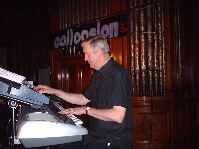 9. Mike on Keys