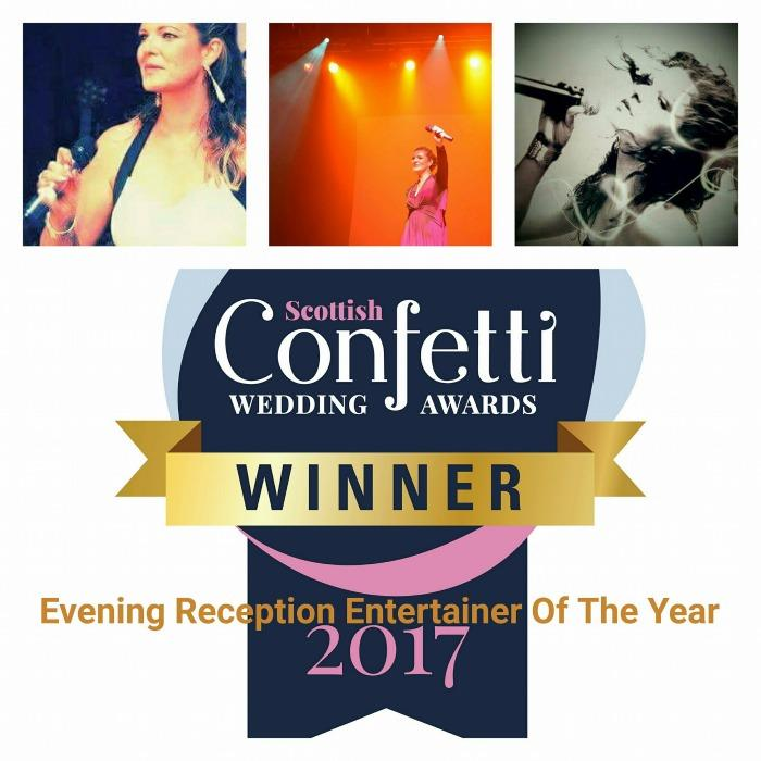 1. Confetti Awards winner 2017