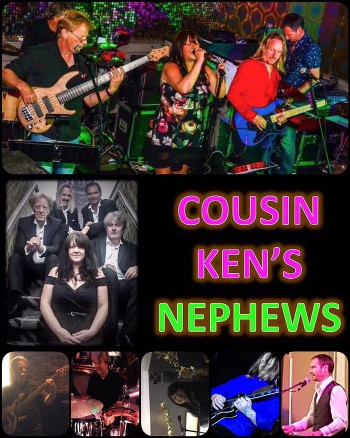 Cousin Ken's Nephews : main Freak Music profile photo