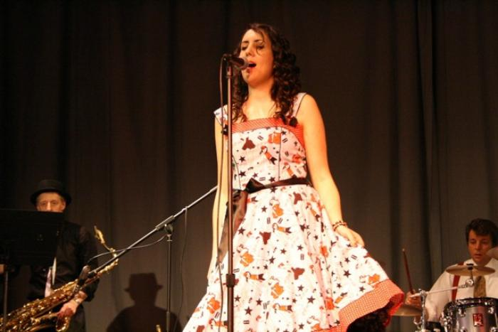 7. Angie Sings