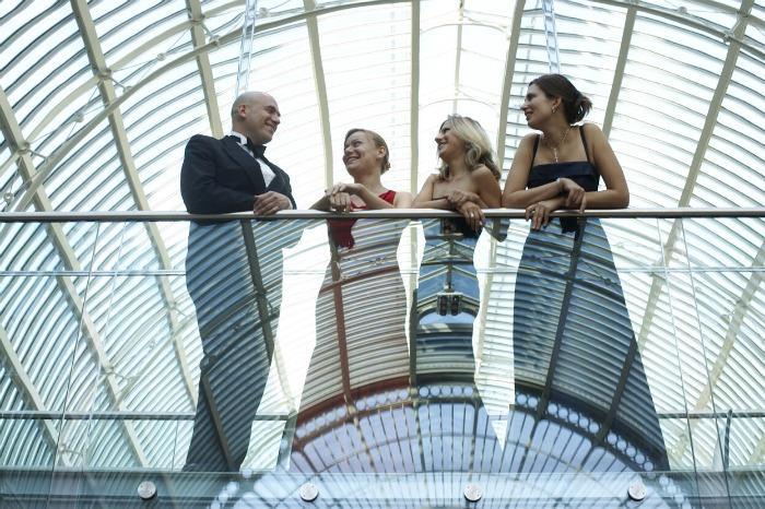 Crystal Palace String Quartet : main Freak Music profile photo