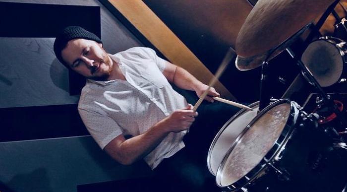 3. Jake Woodward (Drums)