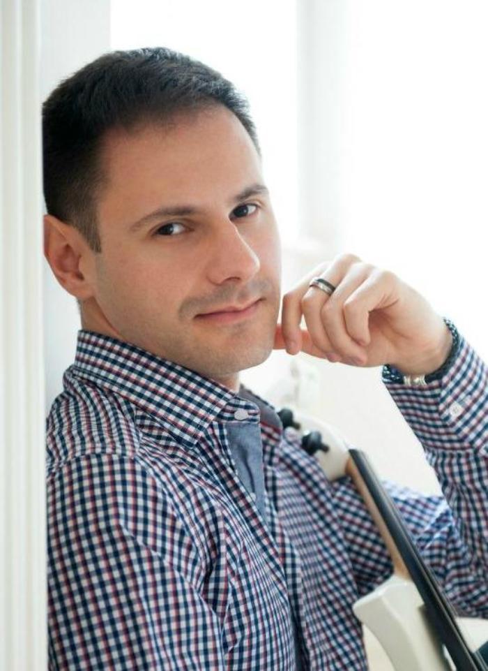 Darius - Electric Violinist : main Freak Music profile photo