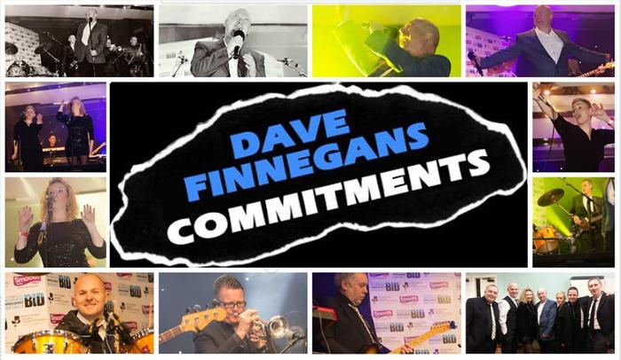 Dave Finnegan's Commitments : main Freak Music profile photo