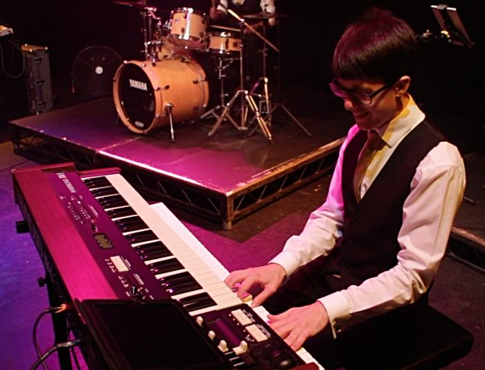2. Rich on keys
