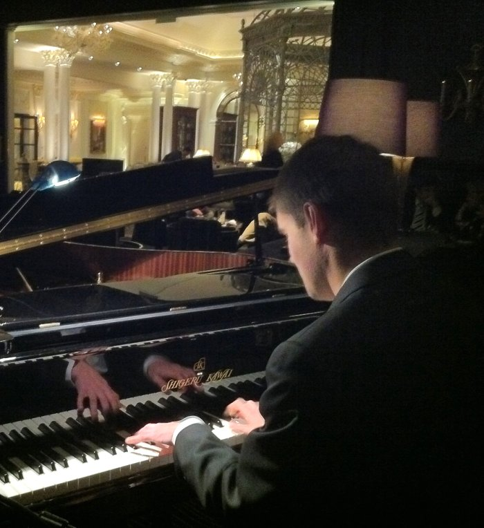 Dean Stockdale : photo : SavoyPiano