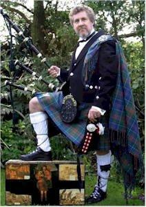 3. A Solo Highland Piper