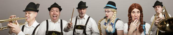 3. Oompah Show Band