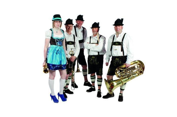 4. Oktoberfest Oompah Show Band
