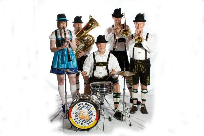 5. Oompah Party Show Band