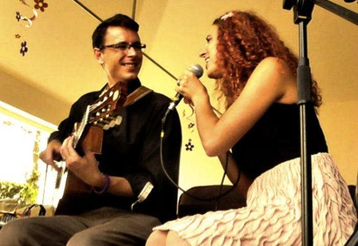 D&L Acoustic Duo : main Freak Music profile photo